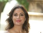 Maria Melilo participa de campanha contra câncer de mama