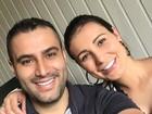 Andressa Urach faz declaração de amor para marido: 'Você é perfeito'