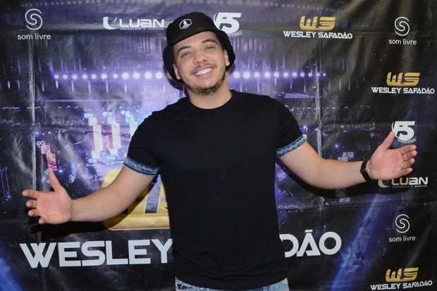Wesley Safadão (Foto: Eduardo Martins / AgNews)