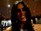 Brasileira comemora 5º lugar no Miss Universo: 'Fui sempre Gabriela'