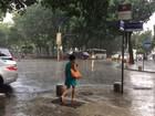 Após chuva e ventos fortes, Rio retorna ao estágio de normalidade