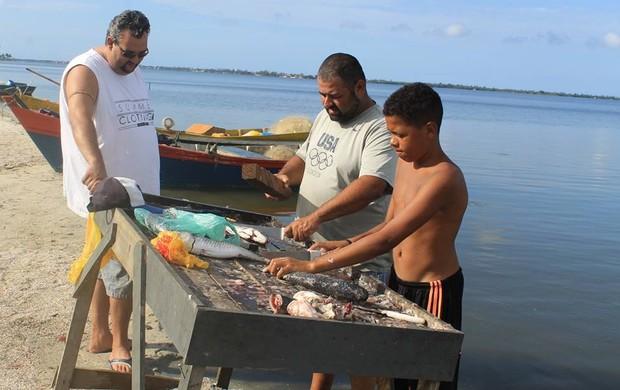 pescados (Luigi do Valle/Prefeitura de Araruama)