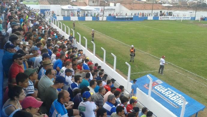 Desportiva Guarabira, Internacional-PB (Foto: Silvia Torres / TV Cabo Branco)