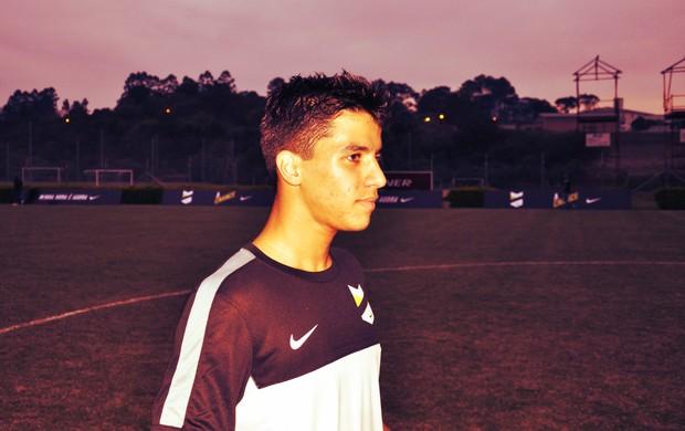 Gabriel Silva, um dos vencedores da etapa gaúcha de A Chance (Foto: Daniel Cardoso)