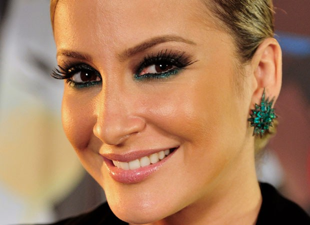 Make Claudia Leitte (Foto: TV Globo / João Cotta)