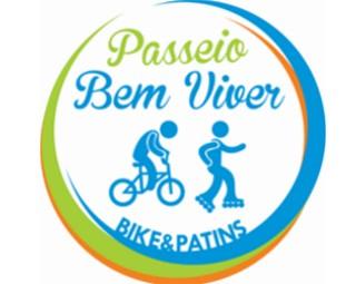 Passeio Bem Viver Bike e Patins acontece em Resende (Foto: TV Rio Sul)