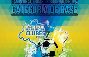 Brasileiro de Futebol 7 de categoria de base é realizado em Paulista; confira