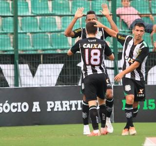 Marcão Figueirense x Inter de Lages (Foto: Luiz Henrique/Figueirense FC)