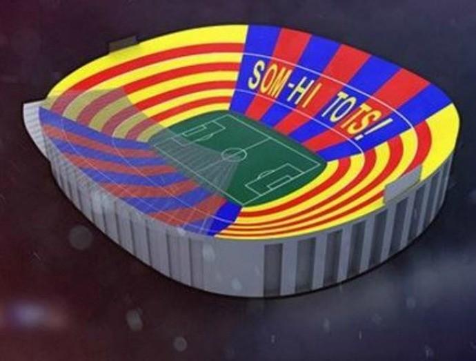 "BLOG: ""Todos unidos"": Barcelona prepara mosaico para clássico contra o Espanyol"