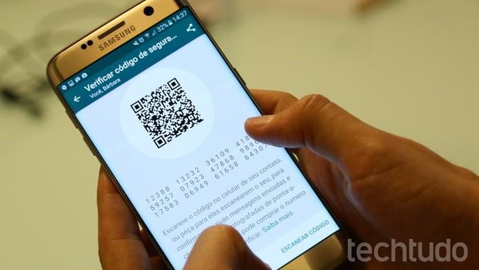Aplicativos de mensagem, como WhatsApp, oferecem criptografia assimétrica (Foto: Luciana Maline/TechTudo) (Foto: Aplicativos de mensagem, como WhatsApp, oferecem criptografia assimétrica (Foto: Luciana Maline/TechTudo))