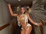 Ana Paula Ferrari sobre corpo para carnaval: 'Vai rolar inveja na avenida'