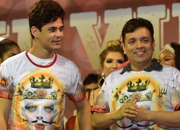 Lucas Veloso e Rodrigo Fagundes (Foto: André Redlich )
