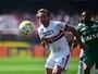 Lugano enaltece superação do São Paulo para evitar derrota no Morumbi