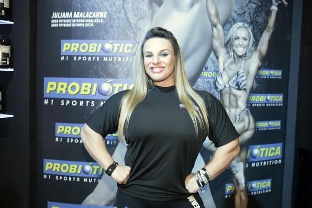 Simoninha - Arnold Classic Brasil (Foto: Isac Luz / EGO)