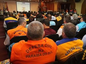 Encontro reuniu autoridades no Rio (Foto: Divulgação/Governo do Estado)