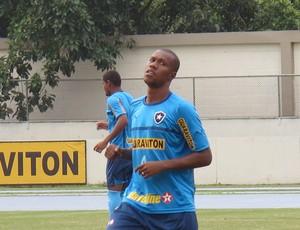 Brinner no Treino do Botafogo (Foto: Thales Soares / Globoesporte.com)