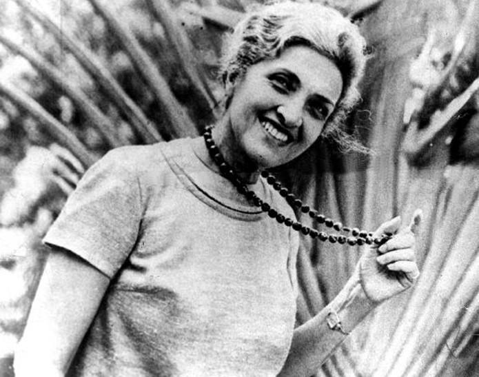 Cecília Meireles (Foto: Reprodução/Wikimedia)