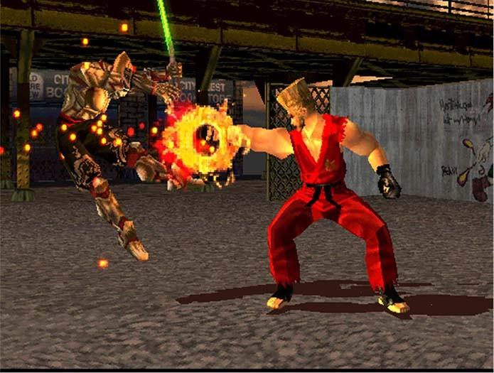 Tekken 3 (Foto: Reprodução)