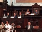 Deputados estaduais eleitos em outubro tomam posse no Rio