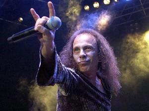 Ronnie James Dio (Foto: AP)