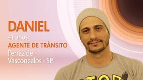 Daniel Fontes é um dos participantes do BBB 17 (Foto: Divulgação Globo)
