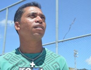 Bibi vai jogar no Picos-PI (Foto: Thiago Barbosa/GLOBOESPORTE.COM)