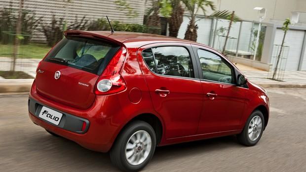 Veja fotos do novo Fiat Palio