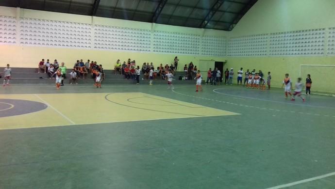 Futsal Campina Grande (Foto: Divulgação)