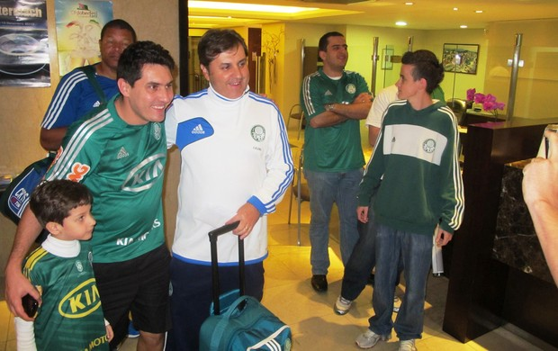 Gilson Kleina Palmeiras (Foto: Marcelo Hazan)