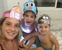 Selfie Olímpico: Juliana Veloso e a paixão por novelas, neve e karaokê