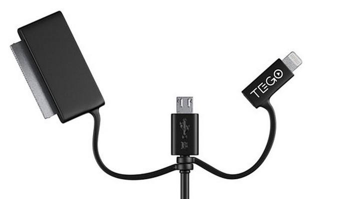 Cabo tem pode ser usado tanto em gadgets da Apple quanto em outros dispositivos (Foto: Reprodução/ThinkGeek)
