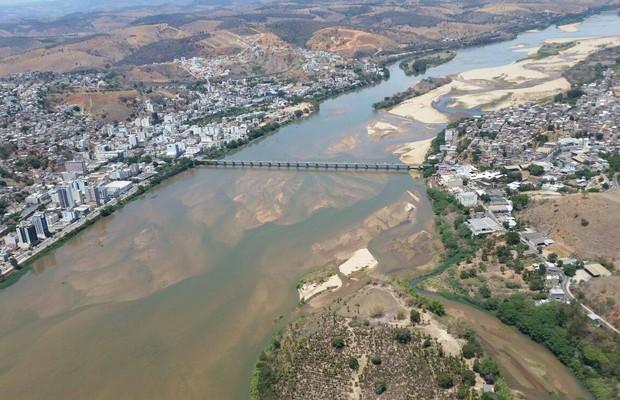 MP exige divulgação da qualidade da água do Rio Doce