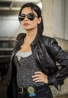 Vanessa Giácomo exibe visual de policial para a novela 'Pega Ladrão'