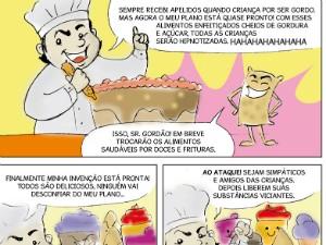 Banco de Alimentos busca parceria para editar revista em quadrinhos (Foto: Banco de Alimentos de Tatuí/Divulgação)