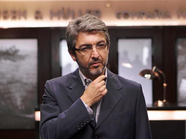 Ricardo Darín em 'Relatos selvagens' (Foto: Divulgação)