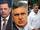 Justiça condena Marconi, Caiado e Aécio por lixo eleitoral, em Goiás