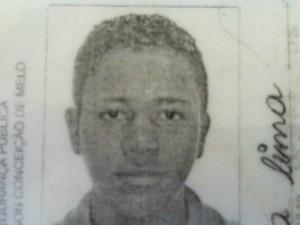 Gabriel Lima morreu após golpe de faca (Foto: Arquivo Pessoal)