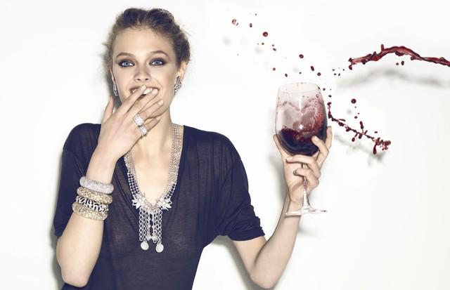 Constance Jablonski (Foto: Henrique Gendre/ Arquivo Vogue)