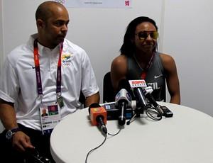 Adrian Chorando (Foto: Gabriele Lomba / Globoesporte.com)