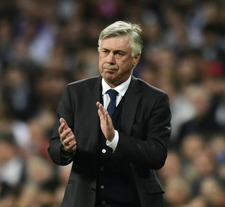 Carlo Ancelotti técnico Real Madrid (Foto: AFP)