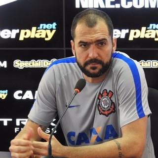 Danilo, Corinthians (Foto: Marcelo Braga)