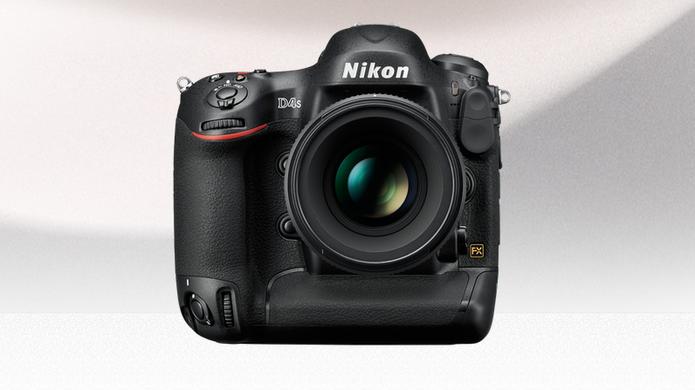 D4S é nova topo de linha da Nikon com processador mais rápido e ISO maior (Foto: Reprodução/Nikon)