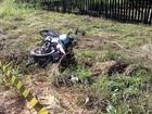 Piloto é baleado e morto enquanto trafegava de moto na RO-464