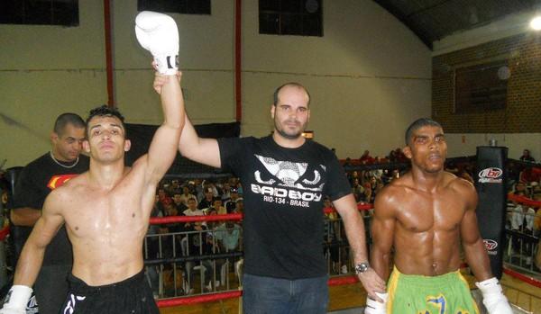 Genilson Lee lutador 2 (Foto: Arquivo Pessoal/GenilsonLee)