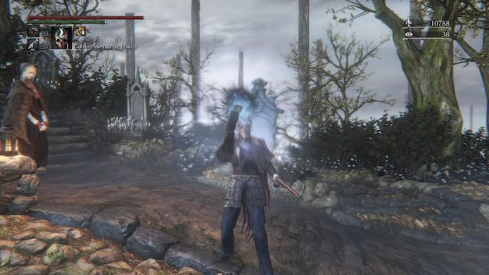 Como conseguir discernimento em Bloodborne para jogar online (Foto: Reprodução/Victor Teixeira)