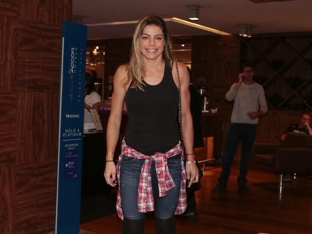 Daniella Cicarelli (Foto: Rafael Cusato/Brazil News)
