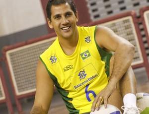 Maurício Lima, ex-levantador da seleção brasileira de vôlei (Foto: Divulgação)