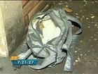 Recém-nascido é encontrado dentro de bolsa em calçada de Ipameri, GO
