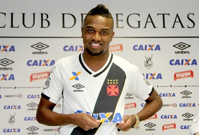 Kelvin, Vasco (Foto: Paulo Fernandes/Vasco.com.br)