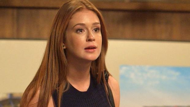 Eliza dá fora em Arthur em Totalmente Demais (TV Globo)